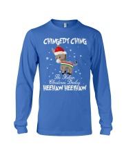 The Italian Christmas Donkey  Long Sleeve Tee thumbnail