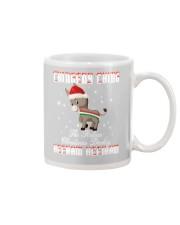 The Italian Christmas Donkey  Mug thumbnail