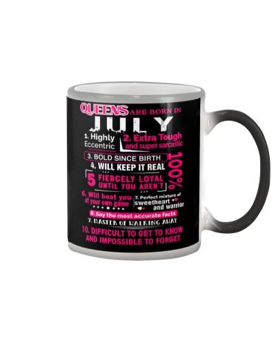 QUEENS JULY  Shirt  - Amazing Shirt