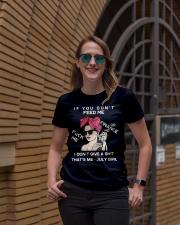 FUNNY Shirt - July Girl - Amazing Shirt Ladies T-Shirt lifestyle-women-crewneck-front-2