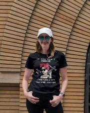 FUNNY Shirt - July Girl - Amazing Shirt Ladies T-Shirt lifestyle-women-crewneck-front-4