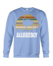 Vintage Retro Allegedly Ostrich T-shirt Crewneck Sweatshirt thumbnail