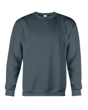 YES-SHE'S CYCLING Crewneck Sweatshirt front