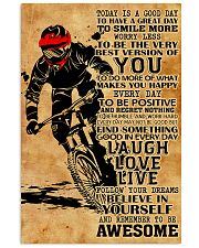 REMEMBER TO BE AWESOME 16x24 Poster front