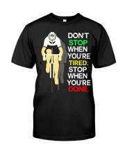 CITATIONS CYCLISME  Classic T-Shirt thumbnail
