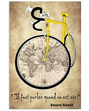 CITATIONS CYCLISME  11x17 Poster front