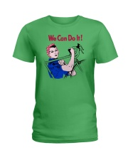 We Can Do It Ladies T-Shirt thumbnail