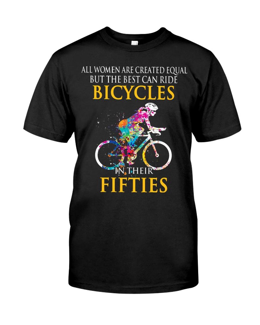 Equal Cycling FIFTIES Women Shirt - FRONT Classic T-Shirt