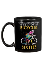 Equal Cycling Sixties Women Mug back