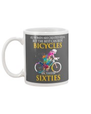 Equal Cycling Sixties Women Mug back