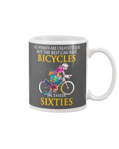Equal Cycling Sixties Women