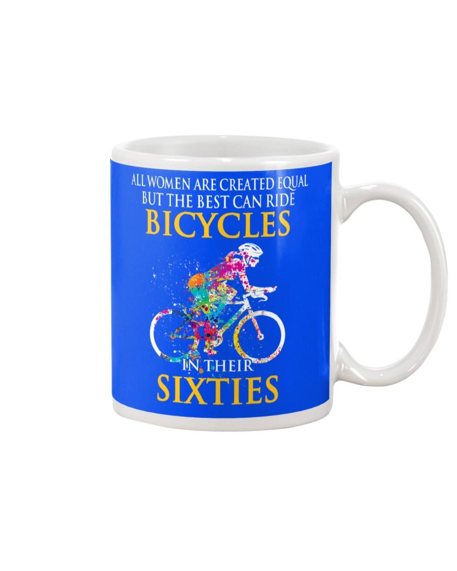 Equal Cycling Sixties Women Mug