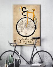 Cycling Quotes That Will Inspire You To Get Out  11x17 Poster lifestyle-poster-7