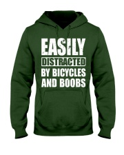 Funny Shirt For Cycling Lovers Hooded Sweatshirt thumbnail