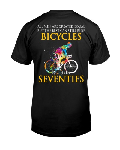 Equal Cycling SEVENTIES Men Shirt - Back