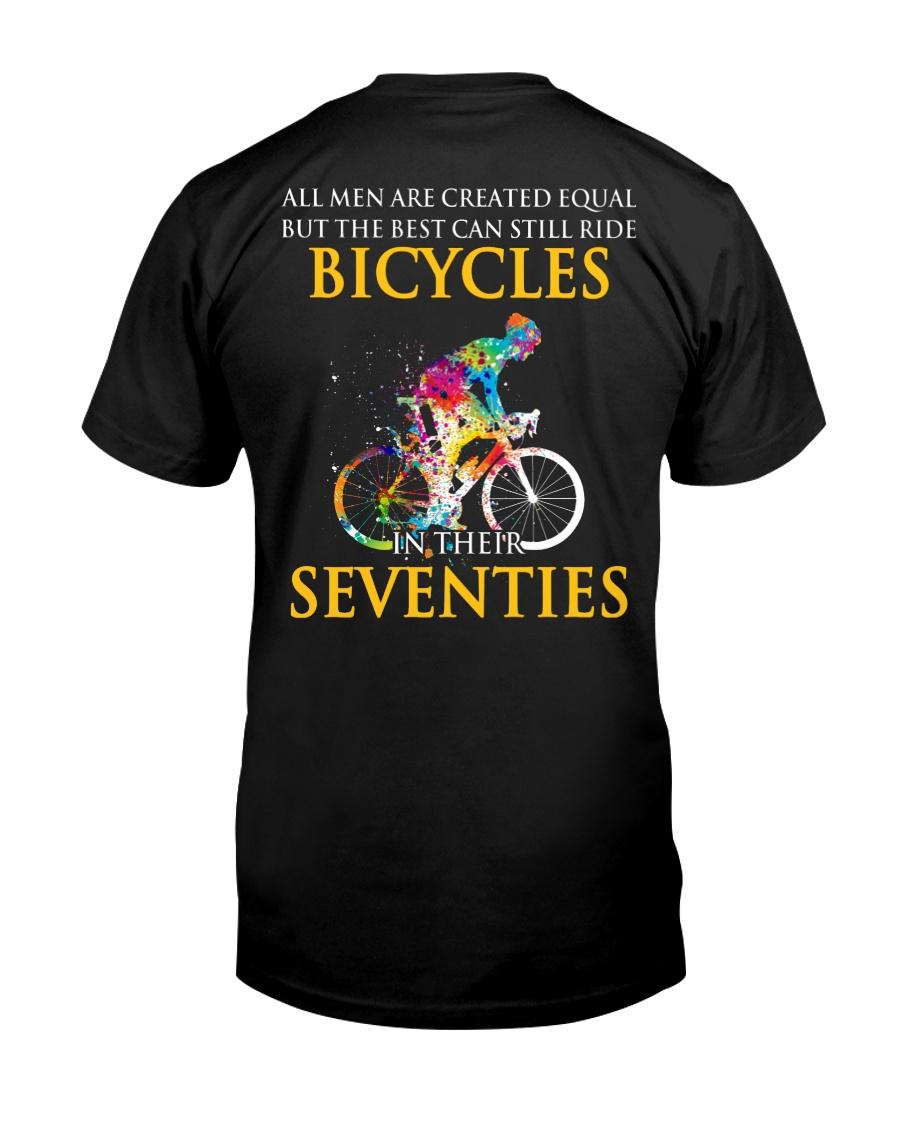 Equal Cycling SEVENTIES Men Shirt - Back Classic T-Shirt