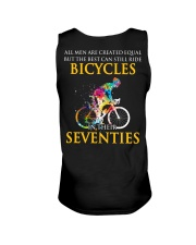 Equal Cycling SEVENTIES Men Shirt - Back Unisex Tank tile