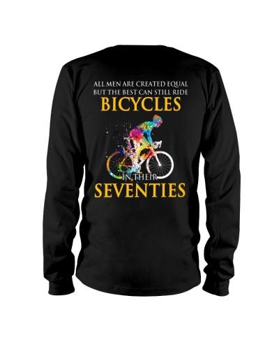 Equal Cycling SEVENTIES Men Shirt - Back