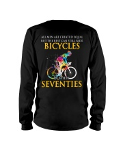 Equal Cycling SEVENTIES Men Shirt - Back Long Sleeve Tee tile