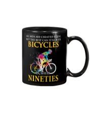 Equal Cycling Nineties Men Mug front