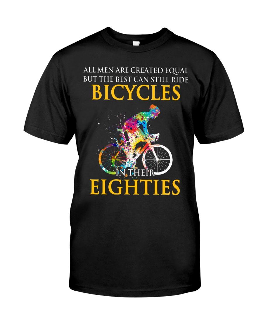 Equal Cycling EIGHTIES Men Shirt - FRONT Classic T-Shirt