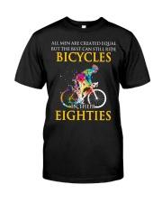 Equal Cycling EIGHTIES Men Shirt - FRONT Premium Fit Mens Tee thumbnail