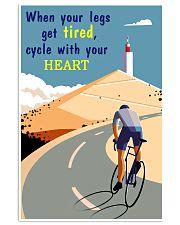 Equal Cycling FIFTIES Men Shirt  11x17 Poster thumbnail
