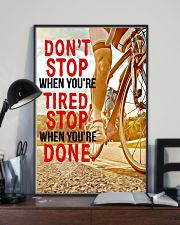 Where You're Done Poster 11x17 Poster lifestyle-poster-2