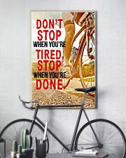 Where You're Done Poster 11x17 Poster lifestyle-poster-7