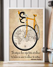 Inspirerende Quote Over Fietsen 11x17 Poster lifestyle-poster-4