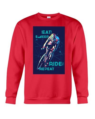 EAT - SLEEP - RIDE - REPEAT