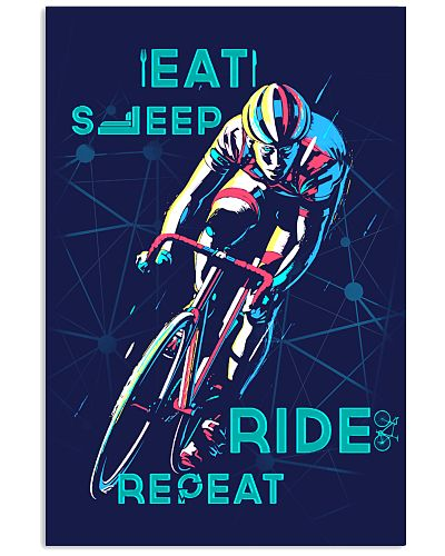 EAT - SLEEP - RIDE - REPEAT