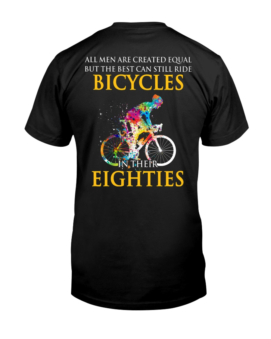 Equal Cycling EIGHTIES Men Shirt - Back Classic T-Shirt