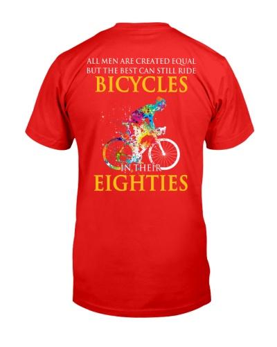 Equal Cycling EIGHTIES Men Shirt - Back