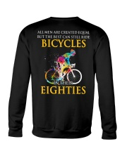 Equal Cycling EIGHTIES Men Shirt - Back Crewneck Sweatshirt thumbnail