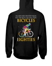 Equal Cycling EIGHTIES Men Shirt - Back Hooded Sweatshirt thumbnail