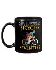 Equal Cycling Seventies Men Mug back