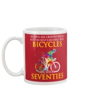 Equal Cycling Seventies Men Mug back