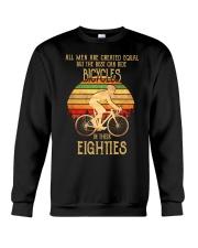 Equal Cycling EIGHTIES MEN Crewneck Sweatshirt thumbnail