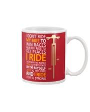 Equal Cycling Sixties Men Mug front