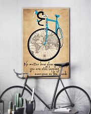 No Matter How Slow You Go 11x17 Poster lifestyle-poster-7