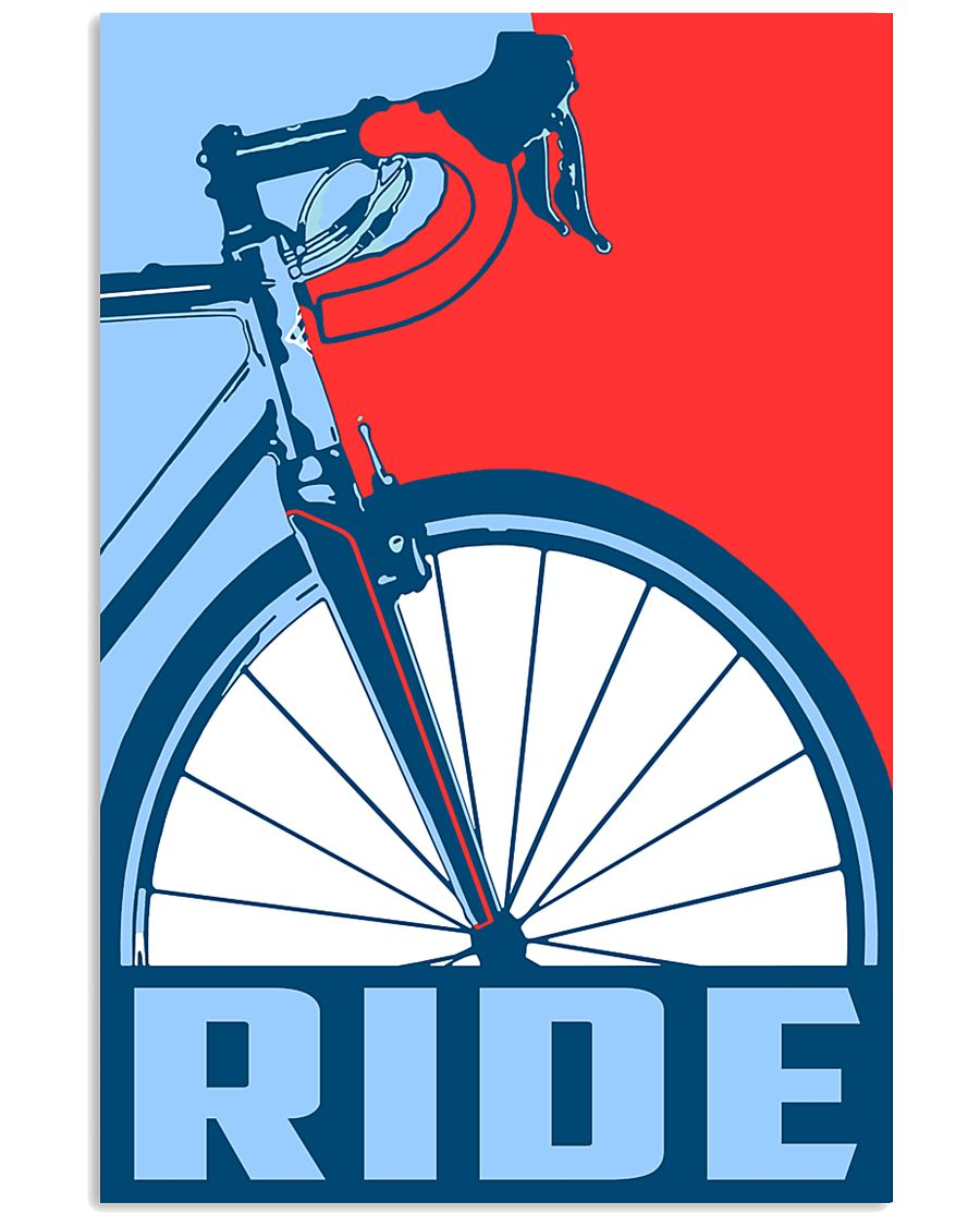 RIDE 16x24 Poster