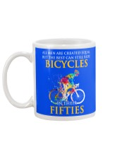 Equal Cycling Fifties Men Mug back