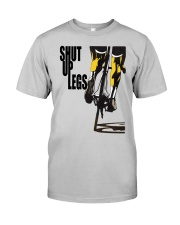 I DONT RIDE MY BIKE TO WIN Classic T-Shirt thumbnail