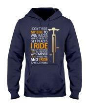 BE STRONG Hooded Sweatshirt thumbnail