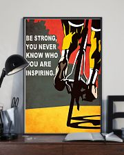 BE STRONG 11x17 Poster lifestyle-poster-2