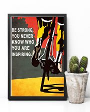 BE STRONG 11x17 Poster lifestyle-poster-8