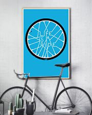 LIFE IS A RIDE 24x36 Poster lifestyle-poster-7