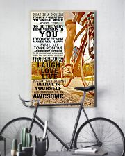 REMEMBER TO BE AWESOME 11x17 Poster lifestyle-poster-7