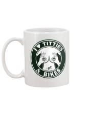 EAT - SLEEP - RIDE - REPEAT Mug back